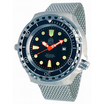 Tauchmeister T0255mil XXL automatisk Watch 1000 M