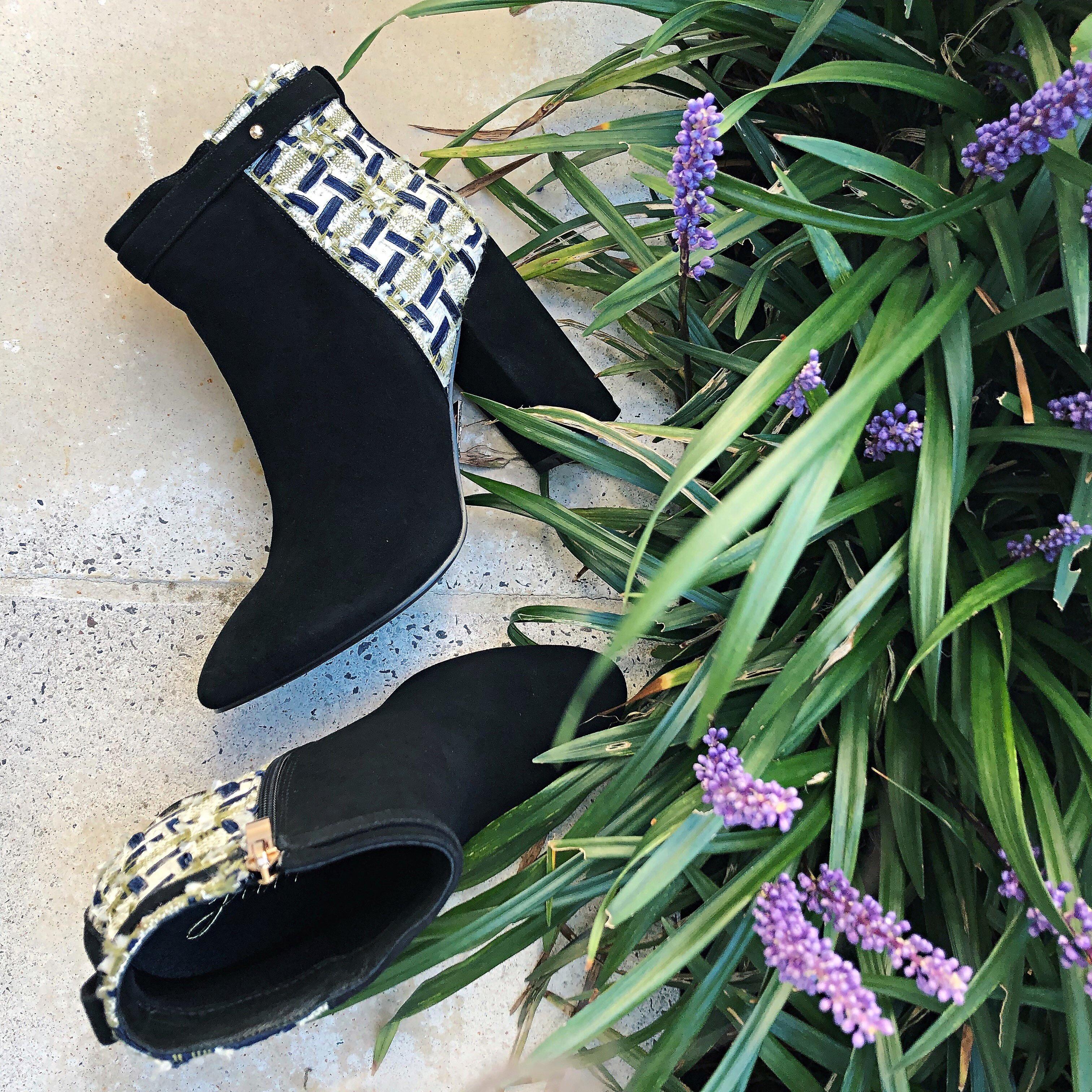 Chester saffron shoes