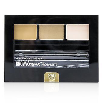 Maybelline Brow Drama Pro Palette - # 250 blond 2.8g/0.1oz