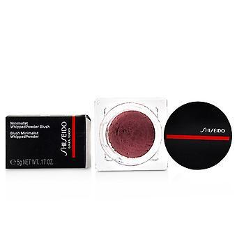 Shiseido minimalista WhippedPowder Blush-# 05 Ayao (prugna) 5g/0.17 oz