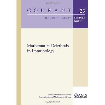 Mathematical Methods in Immunology (Courant Lecture Notes)