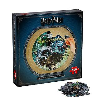 Phd - harry potter - magical creatures - 500pc puzzle
