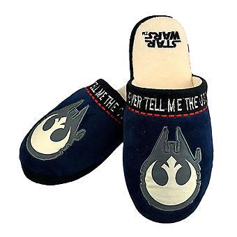 Star Wars Han Solo mule slippers