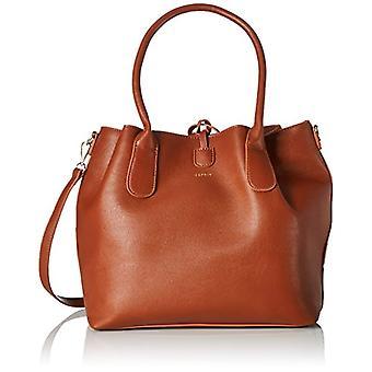 ESPRIT 097ea1o029 - Tote Bags Donna Braun (Rust Brown) 15x28x27 cm (B x H T)