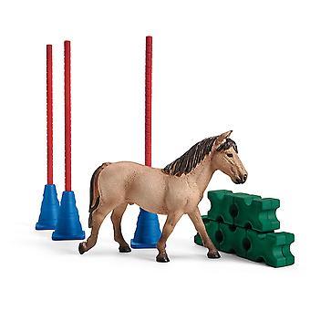 Schleich 42483 Farm World Pony Slalom (schleich 42483 Farm World Pony Slalom)