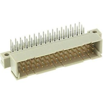 Edge connector (pins) 384210 Total number of pins 32 No. of rows 3 ERNI 1 pc(s)