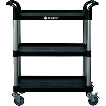 TOOL CRAFT Multipurpose trolley MZW-203 TOOLCRAFT 88 70 91 Dimensions:(W x H x D) 850 x 900 x 500 mm 11.5 kg