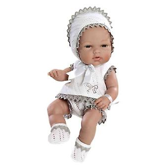Arias Natal Grey Swarovski 33 Cm (Toys , Dolls And Accesories , Baby Dolls , Dolls)