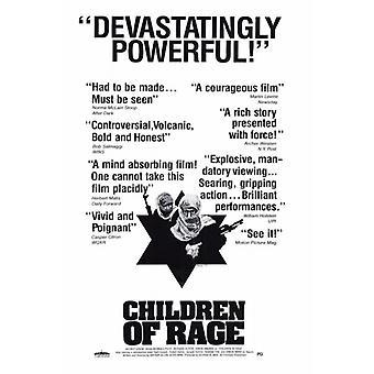 Children of Rage Movie Poster Print (27 x 40)