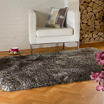 Pearl Shaggy Rugs In Brown