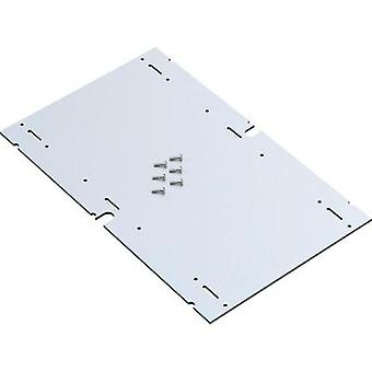 Spelsberg 79501201 AK MPS 2 AK Mounting Plate For Plastic Casing (L x W) 240 mm x 240 mm Steel plate Compatible with AK