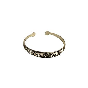 Leuke vintage boho statement cuff armband model B