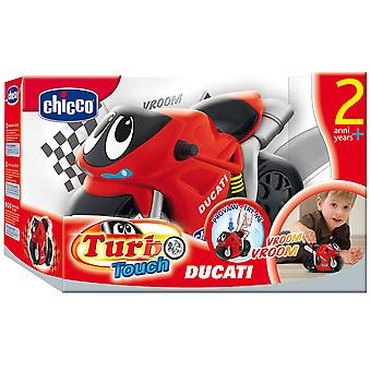 Chicco Turbo Touch Ducati Red (Bébés , Jouets , Véhicules)