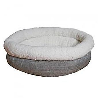 40 knipoogt diep ronde Bed pluche Tweed teddybeer 27