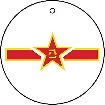 PLAAF chino Air Force Roundel ambientador de aire