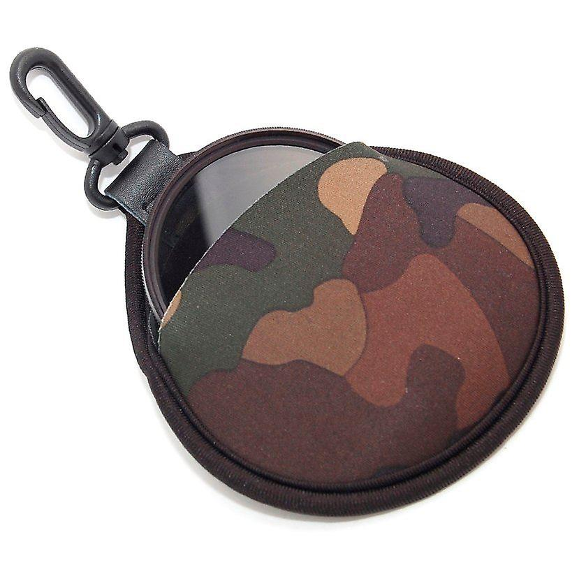O.N.E. Green/Brown Filter Pouch for upto 2 filters