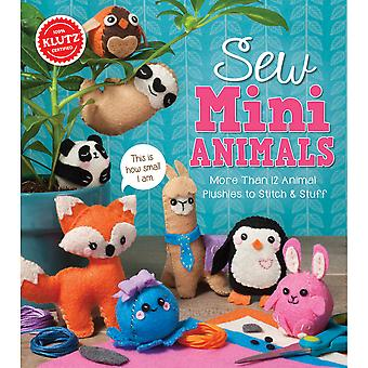 Sew Mini Animals Kit- K810644