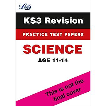 KS3 Science: Practice Test Papers (Letts KS3 Revision Success - New 2014 Curriculum) (Paperback)
