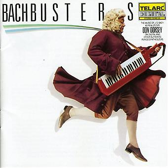 Don Dorsey - Bachbusters [CD] USA import
