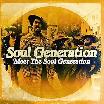 Soul Generation - Meet the Soul Generation [CD] USA import