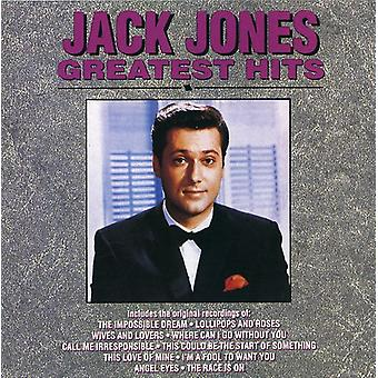 Jack Jones - Greatest Hits [CD] USA import