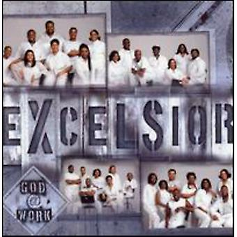 Excelsior - Godatwork [CD] USA importerer