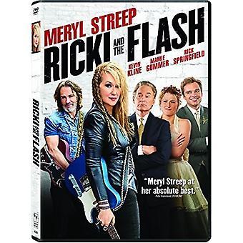 Ricki & the Flash [DVD] USA import