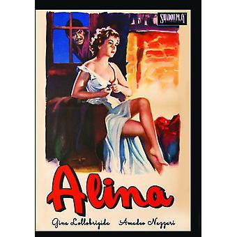 Alina [DVD] USA importerer