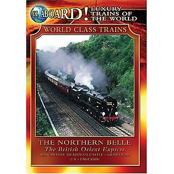 Northern Belle-British Orient Express [DVD] USA import