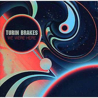 Turin bremser - vi var her [CD] USA importerer