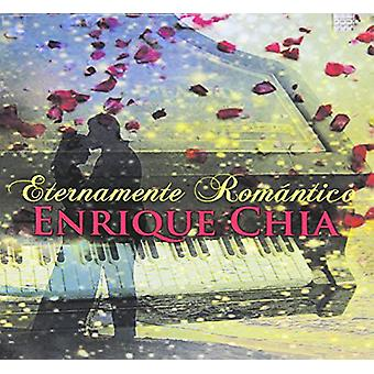 Enrique Chia - Eternamente Romantico [CD] USA import