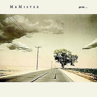 Mr. Mister - gå på [CD] USA import