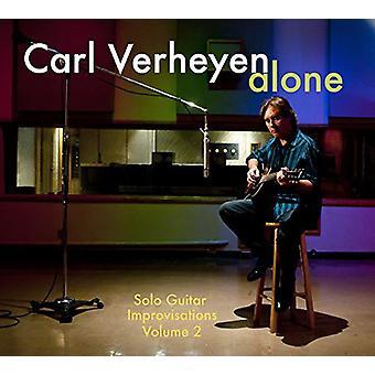 Carl Verheyen - alene [CD] USA import