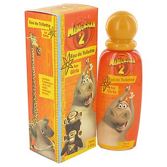 Dreamworks Women Madagascar 2 Eau De Toilette Spray By Dreamworks