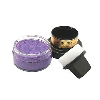 Creative Expressions Cosmic Shimmer Glitter Kiss & Metallic Gilding Paste 50ml| Colours Listed