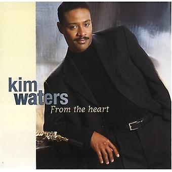 Kim Waters - importación de Estados Unidos desde el corazón [CD]