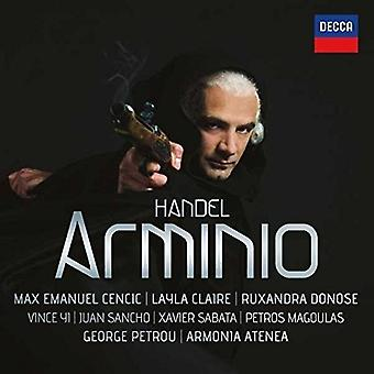 Max Cencic - Handel: Arminio [CD] USA import