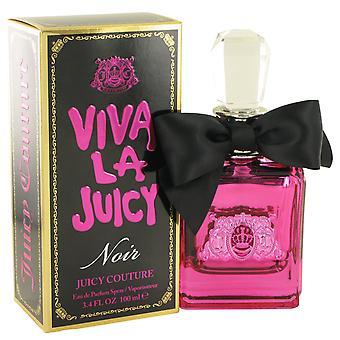 Juicy Couture Viva La Juicy Noir Eau de Parfum 100ml EDP Spray