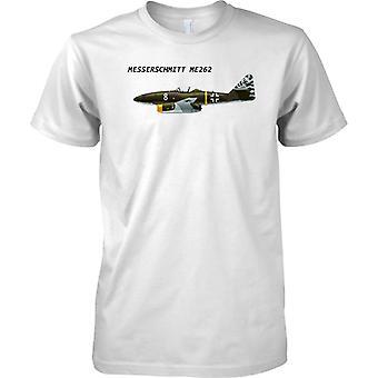 Luftwaffe Messerschmitt ME262 - T-Shirt für Herren