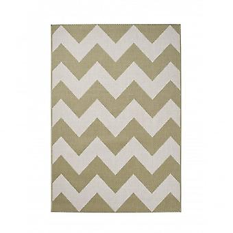 Boutique Camping Cottage Rug - Olive
