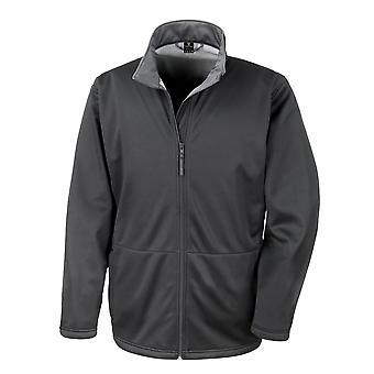 Result Core Mens Soft Shell 3 Layer Waterproof Jacket