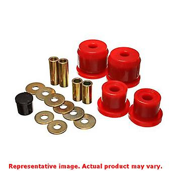 Energy Suspension Differential Carrier Bushing 16.1112R Red Rear Fits:HONDA 200
