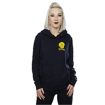 Looney Tunes Women's Tweety Pie Head Hoodie
