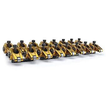 Competition Cams 19024-16 Ultra-Gold Aluminum Roller 1.7 Ratio, 8mm Stud Diameter Rocker Arm for LS Series Engines