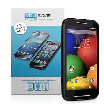 Yousave Motorola Moto G Screen Protectors - 3 Pack