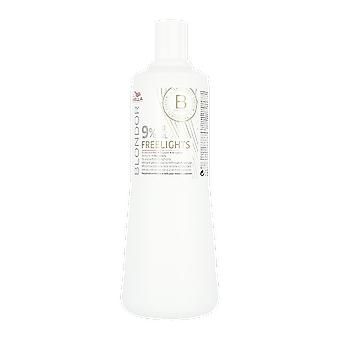 Wella Blondor Freelights Oxidant Developer 9% 30 Volume 1000ml