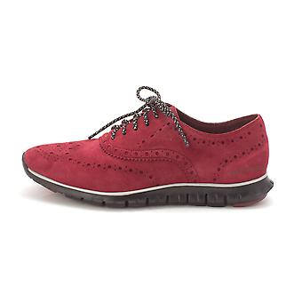 Cole Haan Womens Colleensam Low Top Lace Up Running Sneaker