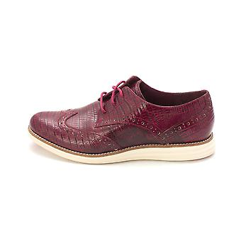 Cole Haan Womens W01709 Low Top Lace Up Fashion Sneakers