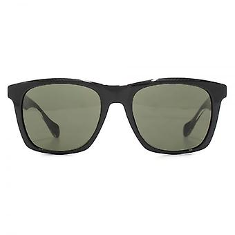 Hugo Boss aktiv Square Sonnenbrille In schwarz