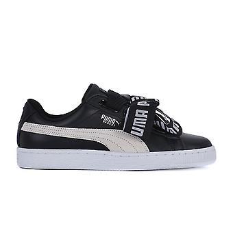 Puma Basket Heart Safari DE 36408201 universal all year women shoes